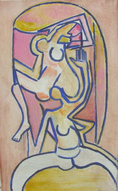 Akt formy Lassota malarz
