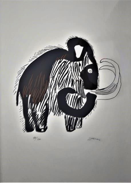 Józef Wilkoń rysunki