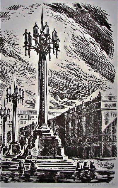 Stanisław Raczyński rysunki