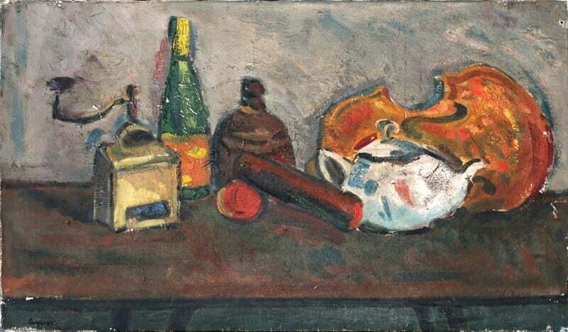 stanisław borysowski judaika akcje sztuki malarstwo