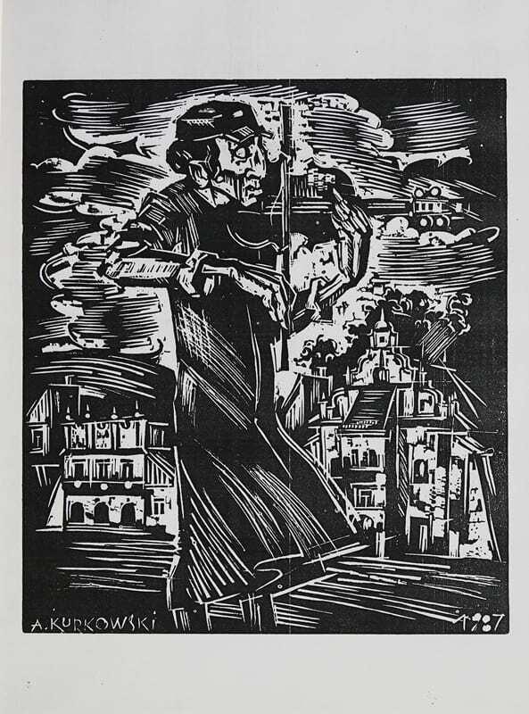 skrzypek na dachu judaica