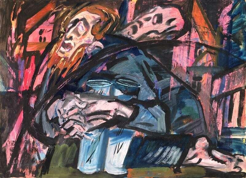 kurkowski judaika prorok aukcje sztuki boguta art dom aukcyjny