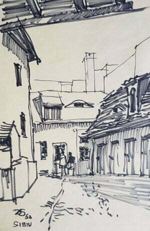 Donald Solo - Sibiu tusz 1963
