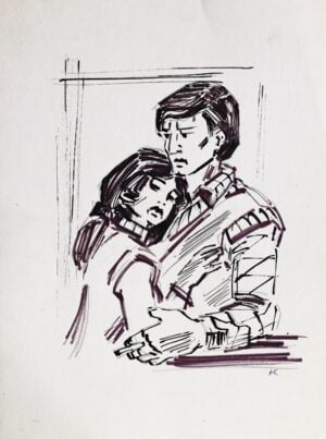 kurkowski rysunek