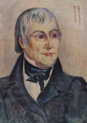 jozef-sendecki-Portret-Wojciecha-Bogusławskiego