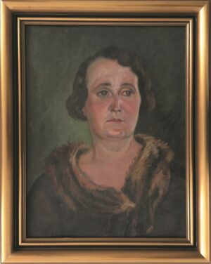 jozef-sendecki-portret kobiety