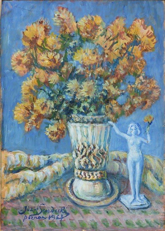 jozef-sendecki-kwiaty-obraz-olejny