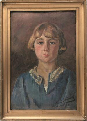 jozef-sendecki-portret-olejny