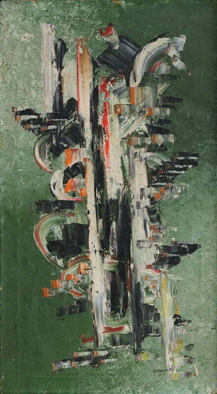 Waldemar Smolarek The Green Rhapsody 1967